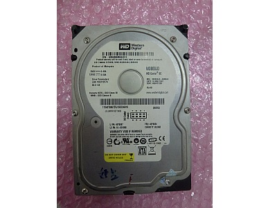WESTERN DIGITAL HARD DISK DRIVE (WD800JD)