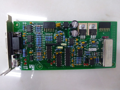 ASM PCB STEPPING MOTOR DRIVER (114307273)